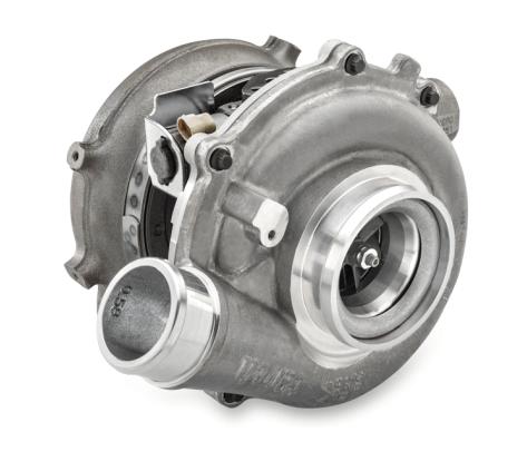 PurePower 6.6L Diesel Turbo
