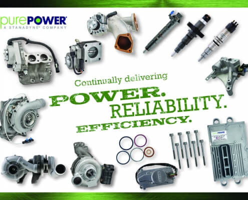 PurePOWER Technologies® Part lookup